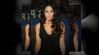Megan Fox Trendy Hairstyles
