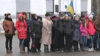 14 02 2014 Освобождение Краснодона