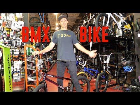 HOW TO BUY A BMX BIKE!