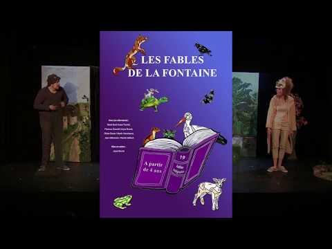 Les fables de La Fontaine : bande annonce