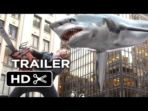 Here's The First Official Trailer For Sharknado 2