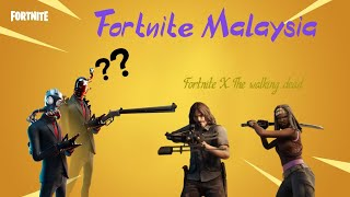 [LIVE] I am back !!! | NEW WEAPONS IN FORTNITE?? | FORTNITE MALAYSIA | Road to 100 sub