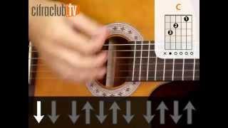Vem Andar Comigo - Jota Quest (aula de violão simplificada)