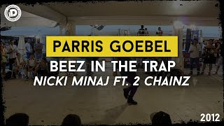 "Parris Goebel ""Beez in the trap - Nicki Minaj"" - iDanceCamp 2012 - Bounce Factory"