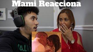 MAMI REACCIONA A Bad Bunny 😱Si Estuviésemos Juntos💔 ( Video Oficial )