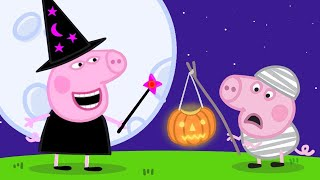 Peppa Pig Official Channel   Peppa Pig's Pumpkin Competition! 🎃