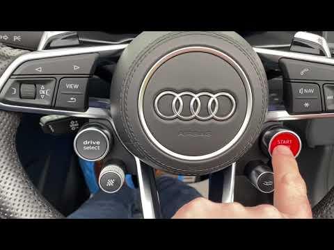 Audi R8 V10 Spyder Video