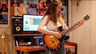-Hey Joe- Guitar Cover by Ayla