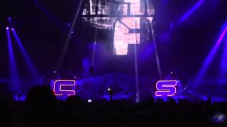Chase & Status 'Smash To PIeces' Live from London's O2 Arena