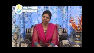 Faith | Sis. Nidhi Robbins Simon | Prayer Time | Shubhsandeshtv