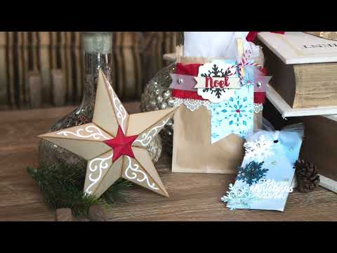 'Tis the Season with Katelyn Lizardi | Sizzix