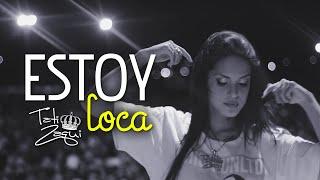 Tati Zaqui - Estoy Loca (Dj Rhuivo) (Lyric Video)