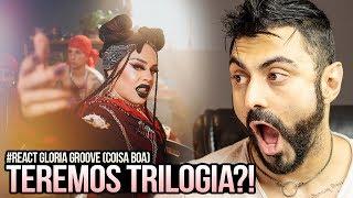 REAGINDO A Gloria Groove   Coisa Boa