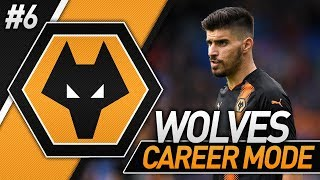 WHAT IS HAPPENING?! FIFA 18 WOLVES CAREER MODE #6