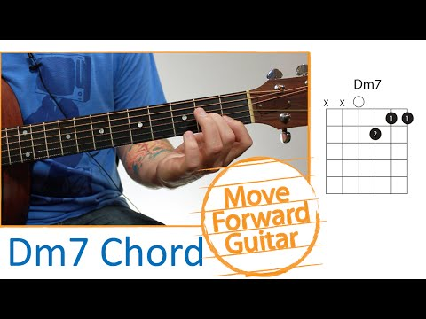Guitar Chords for Beginners - Dm7
