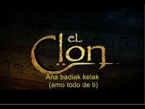 El clon- Ana Baddy traduccion completa