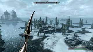 TES V Skyrim - Мастер убивает (Стиль лучника)