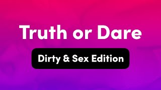 Truth or Dare: Interactive TV Question Game for Adults (18+ Dirty & Sexy Edition)
