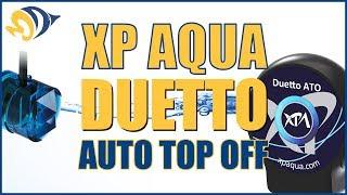 XP Aqua Duetto Dual-Sensor Complete Aquarium Auto-Top-Off ATO System