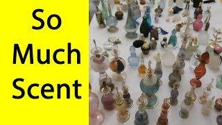 Massive Perfume Bottle Collection Bought For Resale On Ebay , At Shop, Porcelain Glass Crystal