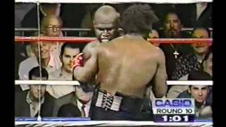 James Toney vs Richard Mason Part 3