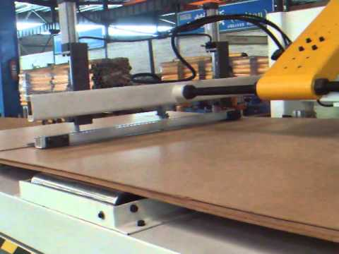 Interwood Automatic Pusher for Thin Boards