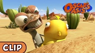 Oscar's Oasis - Stressful Chick | HQ | Funny Cartoons
