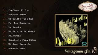 Estrellas de Chocolate. Colección Perlas Cubanas #51 (Full Album/Álbum Completo)