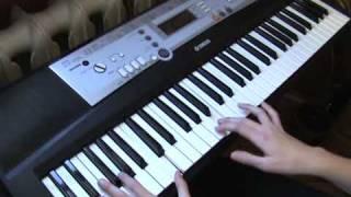 Bella's Lullaby (on keyboard)