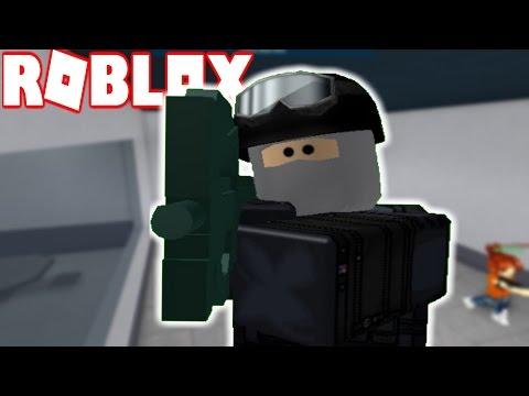 Buying The SWAT & HEAVY WEAPONS Robux Packs! (RPG, AWP