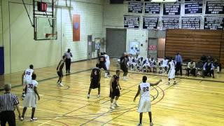 Men's Basketball: Queensborough vs. BMCC (1/5/12)