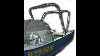 Тенты для лодок обь своими руками