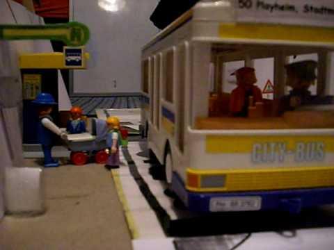 Playmobil - Reise zur Tante - Teil 1