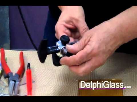 How to Cut Circles in Glass | Delphi Glass