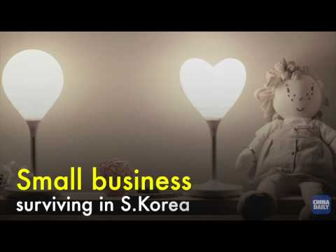 , title : 'Small business surviving in S Korea