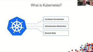 SSG Geek Talk #1 on Kubernetes & Big Data Clusters by Benjamin Weissman & Anthony Nocentino