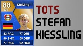 FIFA 13 Ultimate Team - Kießling TOTS Review | Deutsch