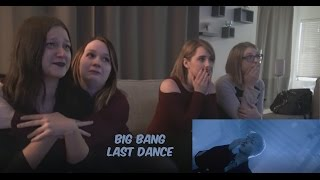 BIG BANG - Last Dance [MV Reaction] ft Kaylakpow, Neon Pop, and Jellybeannose!