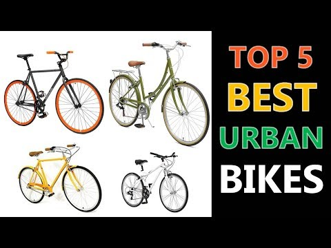 Best Urban Bikes 2019