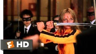 The Crazy 88s - Kill Bill: Vol. 1 (9/12) Movie CLIP (2003) HD