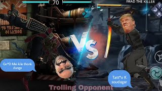 Shadow fight 3 || Funny Trolling Opponents Random Playing.|| 1080p Hd Gameplay.||Competition Playing