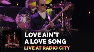 "Joe Bonamassa - ""Love Ain't A Love Song"" - Live At Radio City Music Hall"