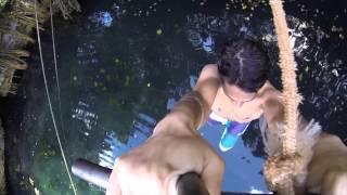 Cenote Verde Lucero, Cancun