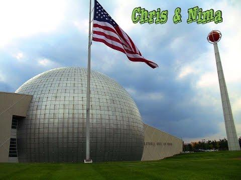 Naismith Basketball Hall Of Fame / Springfield Massachusetts | CHRIS AND NIMA