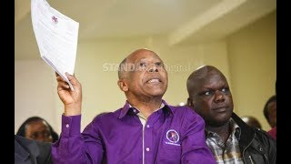 Patients\' pain as KNH workers opt for strike | PRESS REVIEW
