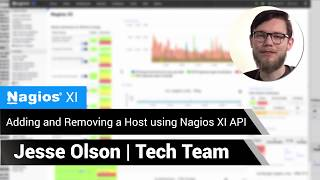 Nagios: Adding and Removing a Host using Nagios XI API