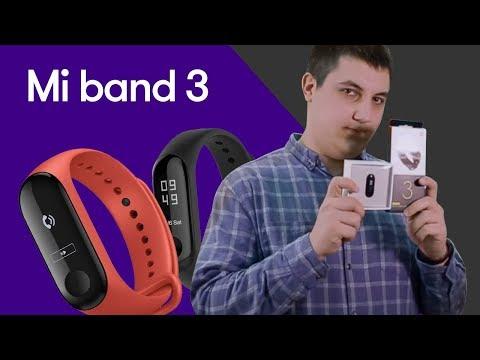Обзор Mi Band 3 в 2019 году