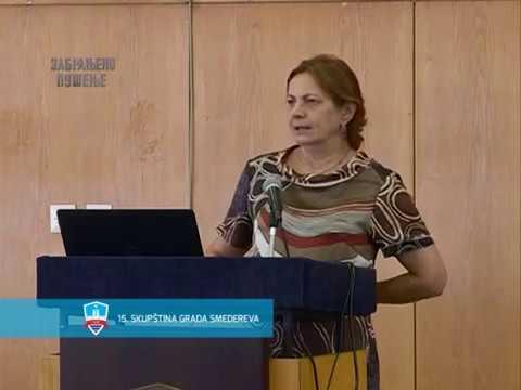 dr Jasna Avramović - projekti u Smederevu