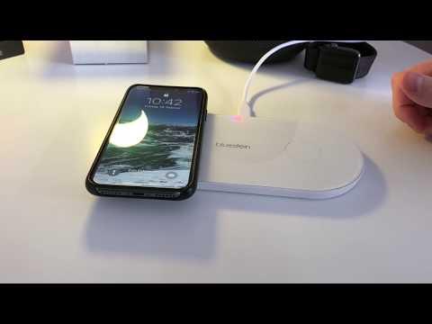 Bluestein Powerbeam Ladegerät für iPhone und Apple Watch