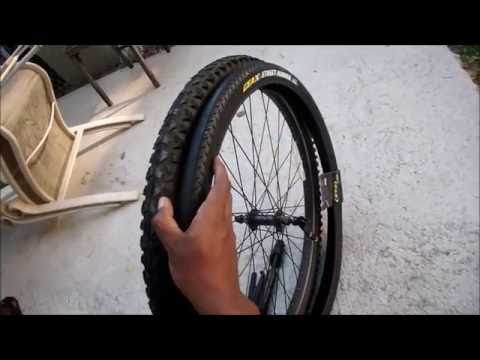 GEAX Street Runner City Tire Review Simplee Fit